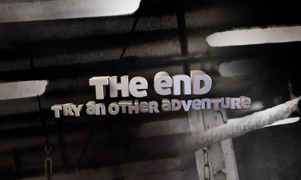 End screen